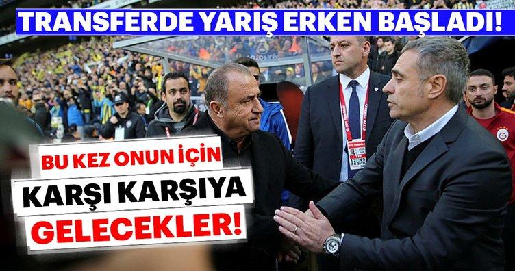 Son Dakika haberi: Fenerbahçe'den Galatasaray'a transfer çalımı! Hedefte o var...