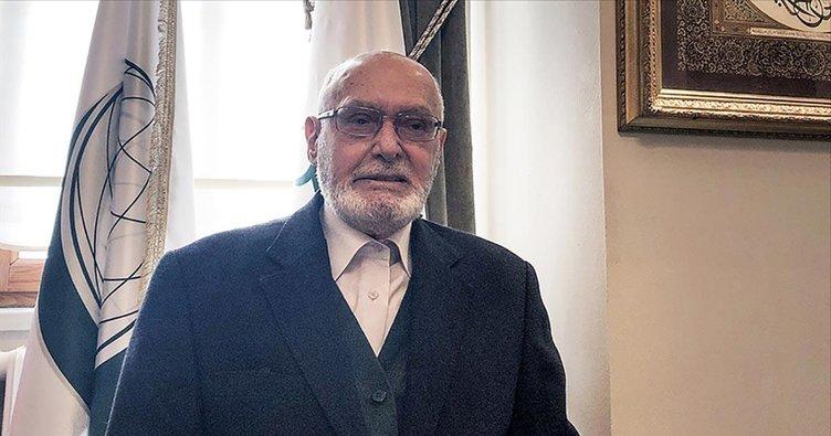 İSAV Başkanı Prof. Dr.AliÖzek, son yolculuğuna uğurlandı