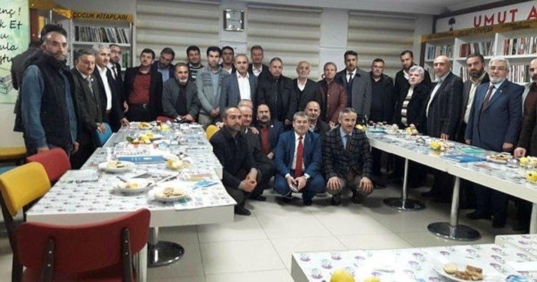 Kayseri'den Van'a gönül köprüsü