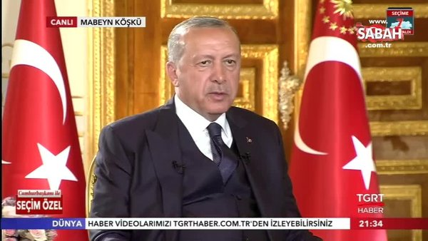 Cumhurbaşkanı Erdoğan'dan flaş 'Ayasofya Camii' açıklaması