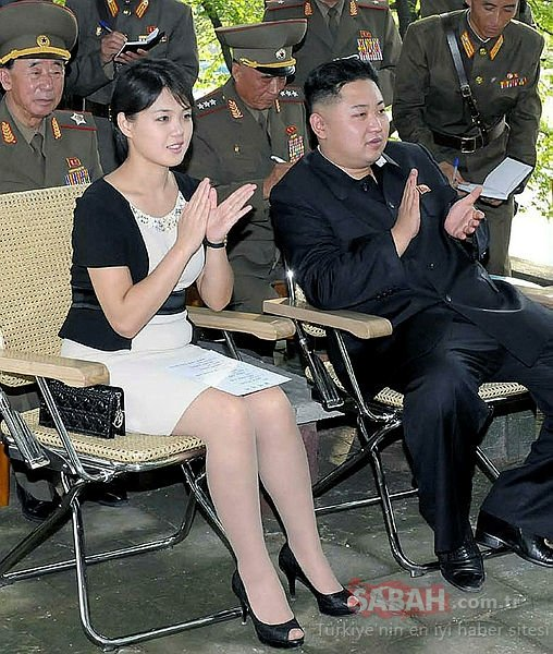 Kim Jong Un'un eşi Ri Sol Ju'nun gizli yaşamı