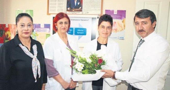 Yüzlerce kadın kansere karşı bilinçlendirildi