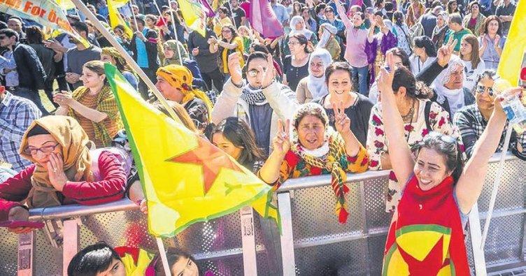 PKK paçavrası resmen yasak