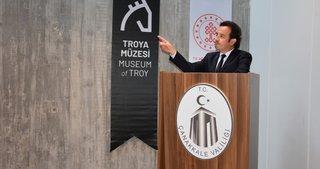 Rıdvan Gölcük: Troya Hazinelerini Hitler'den koruduk