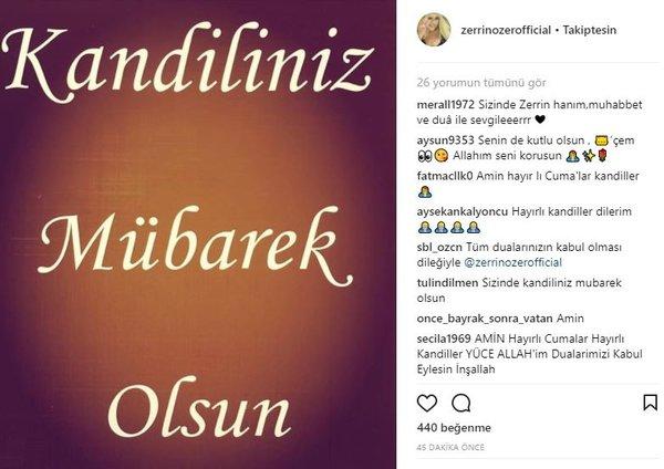 Ünlü isimlerin Instagram paylaşımları (13.04.2018) (Chloe Loughnan- Serdar Ortaç)