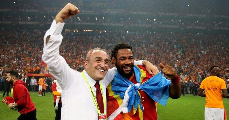Abdurrahim Albayrak: Her zaman mayıslar Galatasaray'ındır