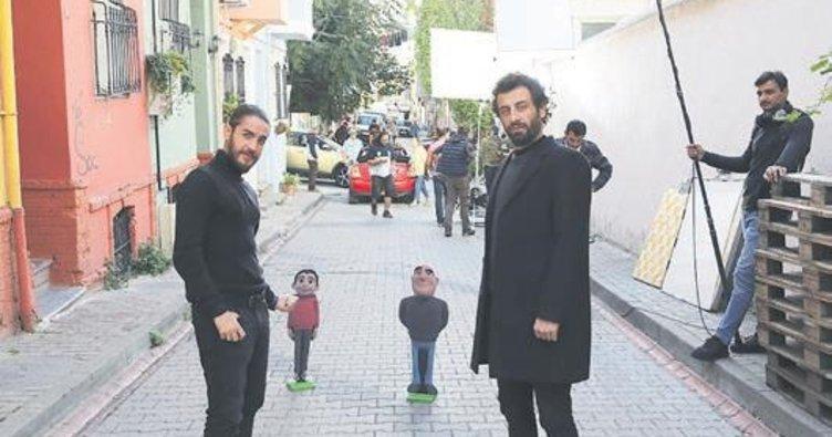 'İstanbul Muhafızları' geliyor