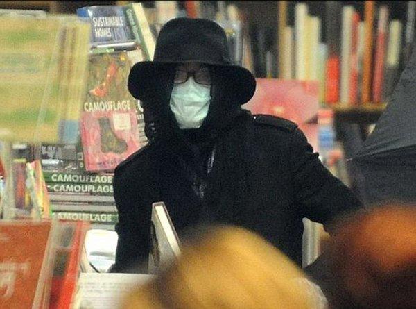 Maskesiz görüntülendi!