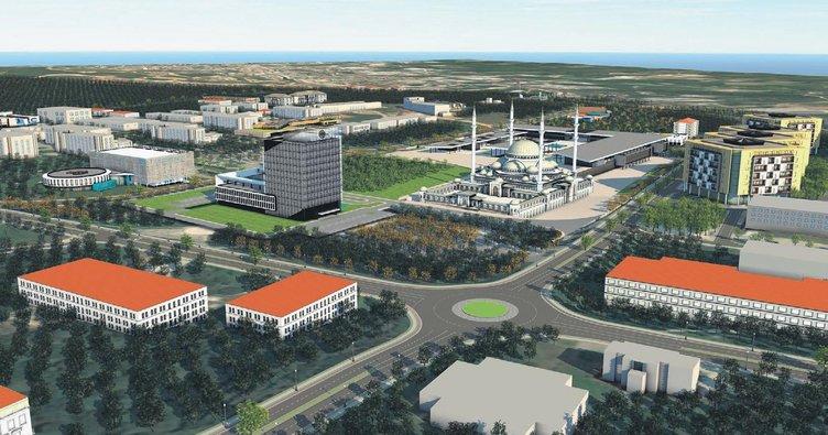Bursa'nın gözbebeği Uludağ Üniversitesi