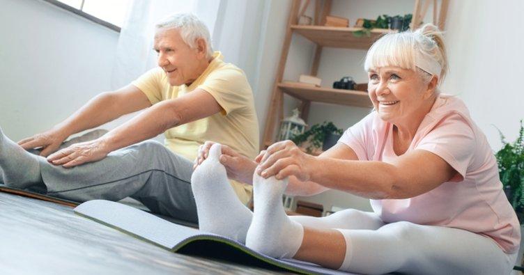 Pandemi döneminde 65 yaş ve üstü nasıl aktiviteler yapmalı?