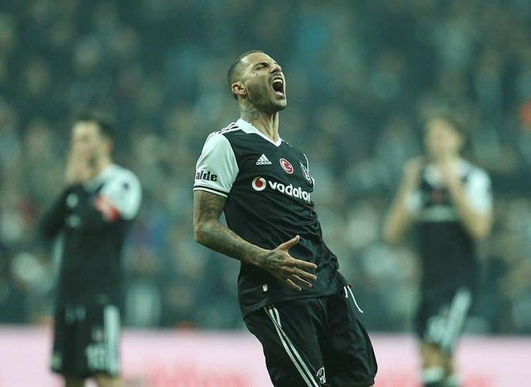 Beşiktaş'tan Fenerbahçe derbisi öncesi Quaresma kararı!