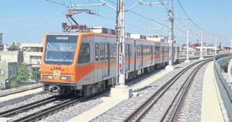Melih ABİ: Hafif raylı sistemin trenleri arızalanmaya başladı