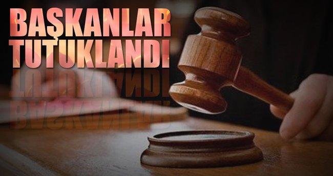 Bitlis Belediyesi Eş Başkanları tutuklandı