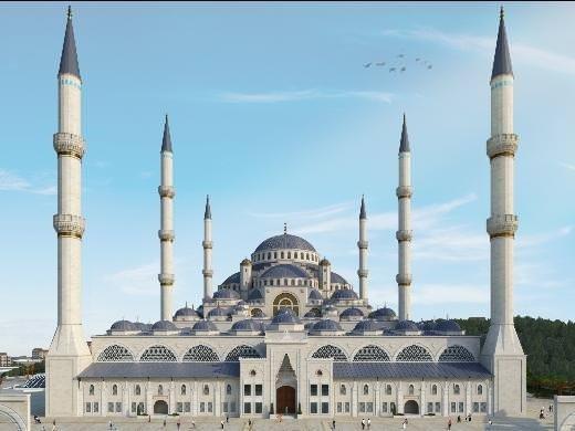 Çamlıca Cami