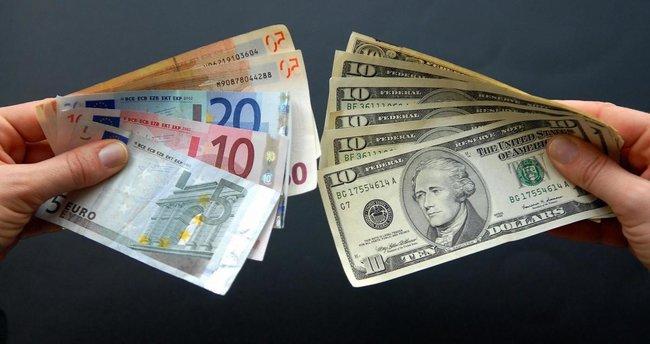 Dolar ve euro zirveyi gördü