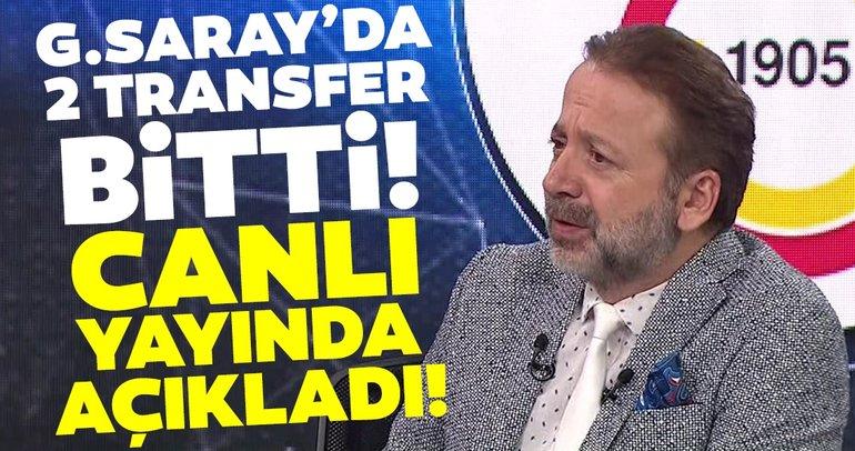 Galatasaray'da Falcao transferi bitti, Fred yolda! Galatasaray transfer haberleri...