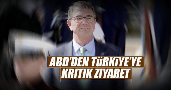 ABD'den Türkiye'ye kritik ziyaret!