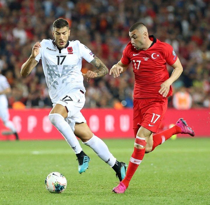 Bülent Timurlenk, Türkiye - Arnavutluk maçını yorumladı