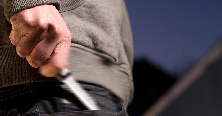 Karasu'da yaşanan bıçaklı kavganın şüphelisi yakalandı