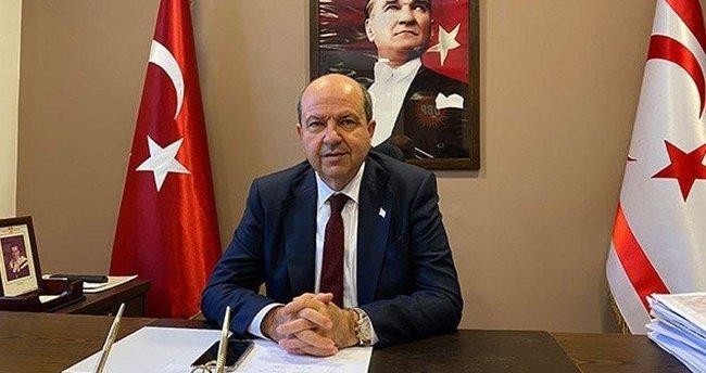 SON DAKİKA! KKTC Cumhurbaşkanı Tatar'dan AB'ye mesaj: Kıbrıs'ın gerçeklerini görmeye davet ediyorum