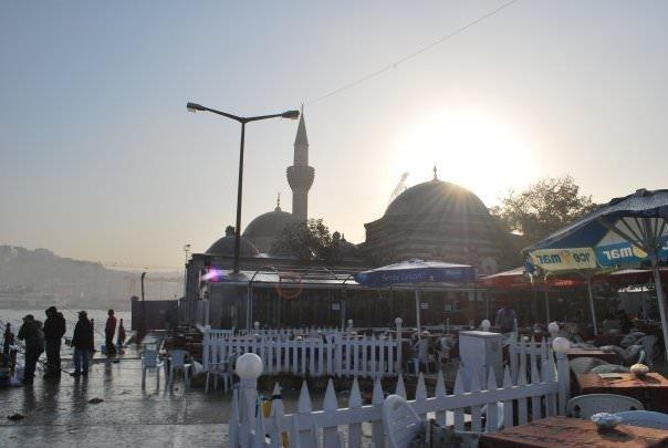 Üsküdar'ın kuş konmayan camisi