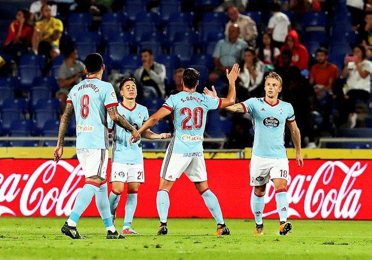 Emre Mor, La Liga'da ilk golünü attı