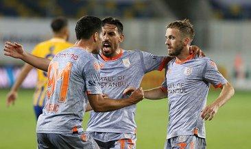 Ankara'da kazanan Başakşehir maç fazlasıyla lider oldu!