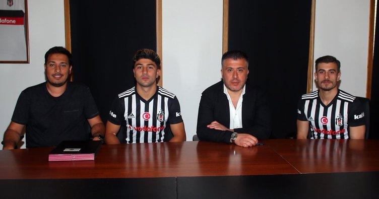 Dorukhan Toköz ve Güven Yalçın, Beşiktaş'ta!