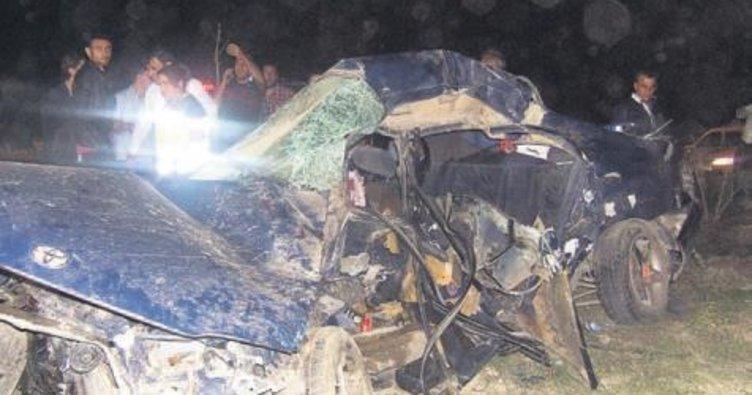 Trafik kazalarında 20 kişi öldü