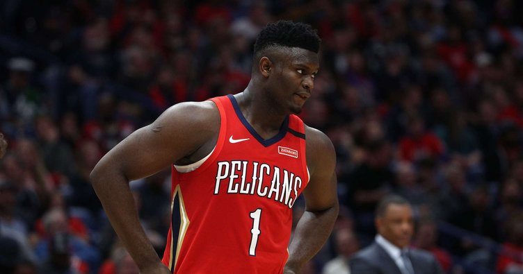 Zion Williamson NBA'de ilk maçına çıktı! New Orleans Pelicans 117 - 121 San Antonio Spurs