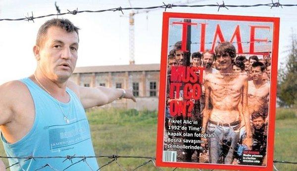 Bosna Savaşı'nın sembolü Fikret Alic: Hayallerim vardı, şimdi her gece kabus görüyorum