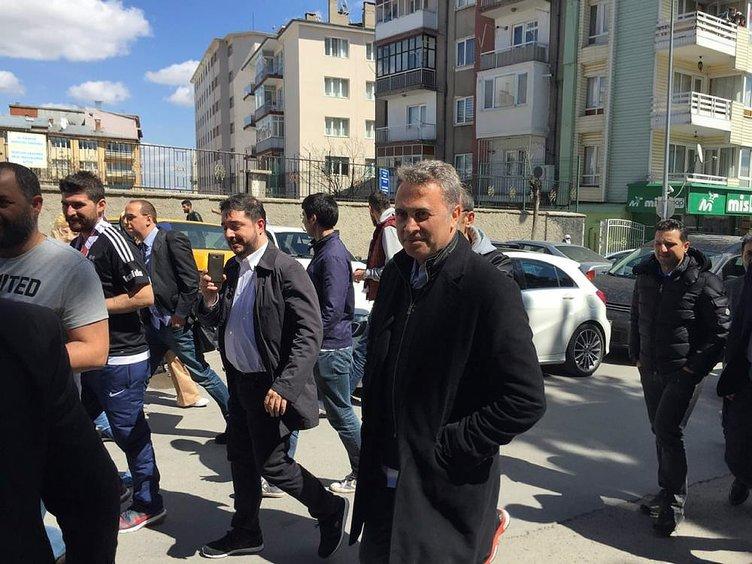 Beşiktaş'tan Fenerbahçe'ye dev çalım!