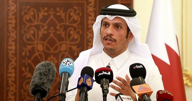 Katar'dan flaş Türk üssü açıklaması!