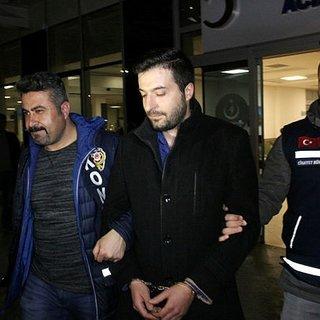 Pastaneci cinayeti şüphelisi polise teslim oldu, 4 gün sonra yemek yedi