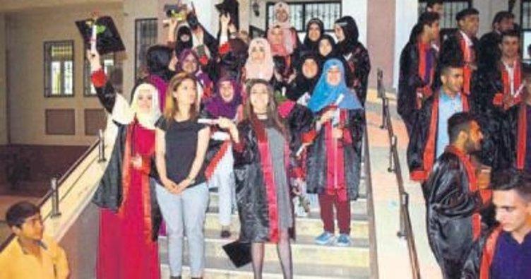 Sami Ramazanoğlu ilk mezunlarını verdi