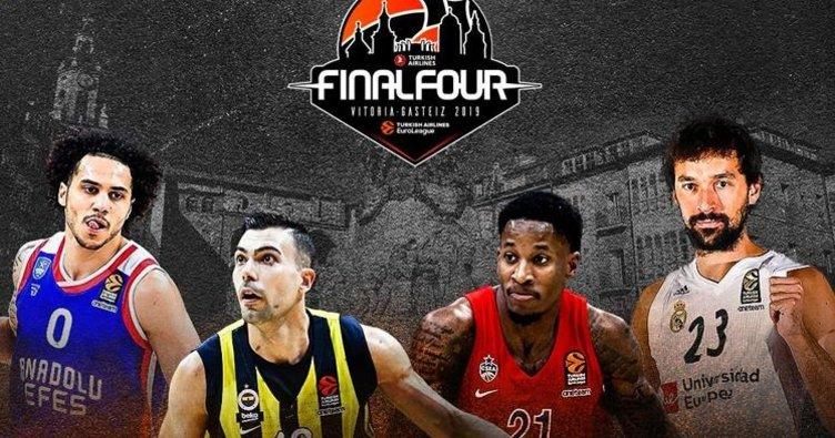 Final Four maçları 2019 ne zaman, hangi gün başlayacak? Fenerbahçe Anadolu Efes Final Four maçı ne zaman, saat kaçta?