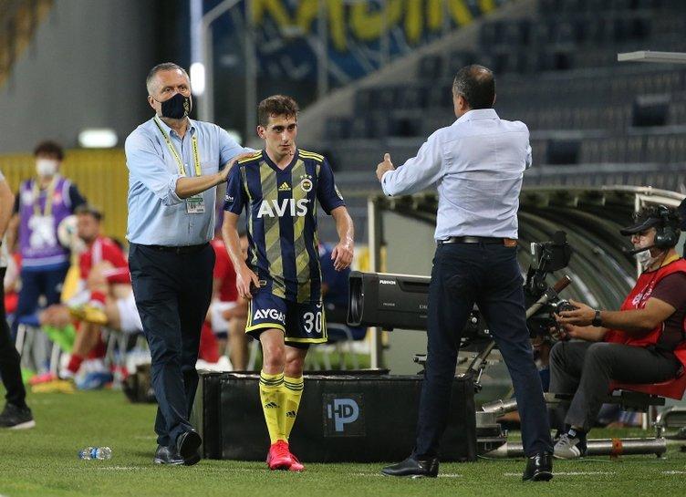Fenerbahçe'den Stuttgart'a transfer olan Ömer Faruk Beyaz'dan Emre Belözoğlu itirafı