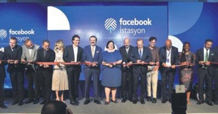 Facebook İstasyon Merkezi İstanbul'da