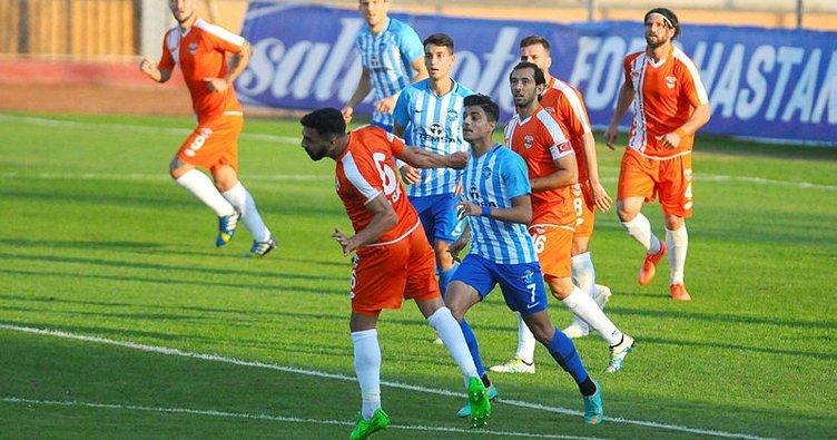 Adanaspor - Adana Demirspor derbisinde 59. randevu