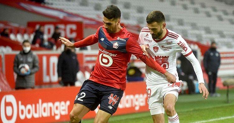 Lille'in galibiyet serisi son buldu!