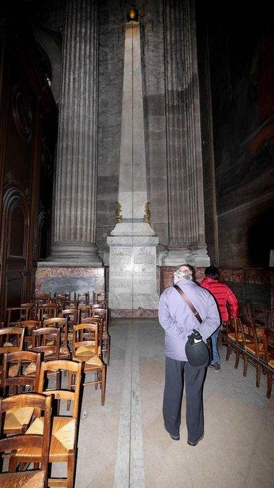 Dünyanın ilk sıfır boylamındaki kilise