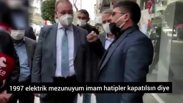 Malatya'da CHP'lilere vatandaştan şok tepki! CHP'li Faik Öztrak'a soğuk duş