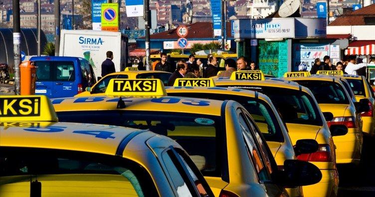İstanbul taksicileri ile ilgili flaş karar