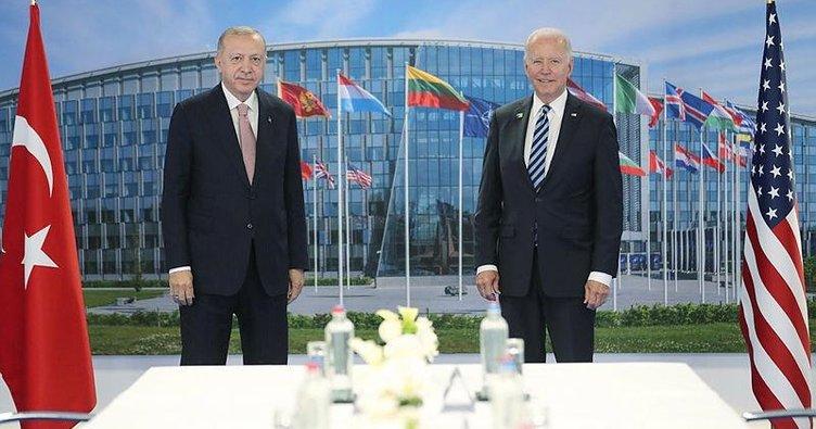 SON DAKİKA: Roma'da kritik zirve! Başkan Erdoğan ile Biden görüşecek!