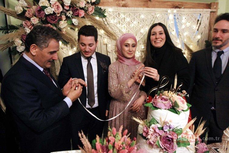 Cumhurbaşkanı Erdoğan, bir genç için kız istedi