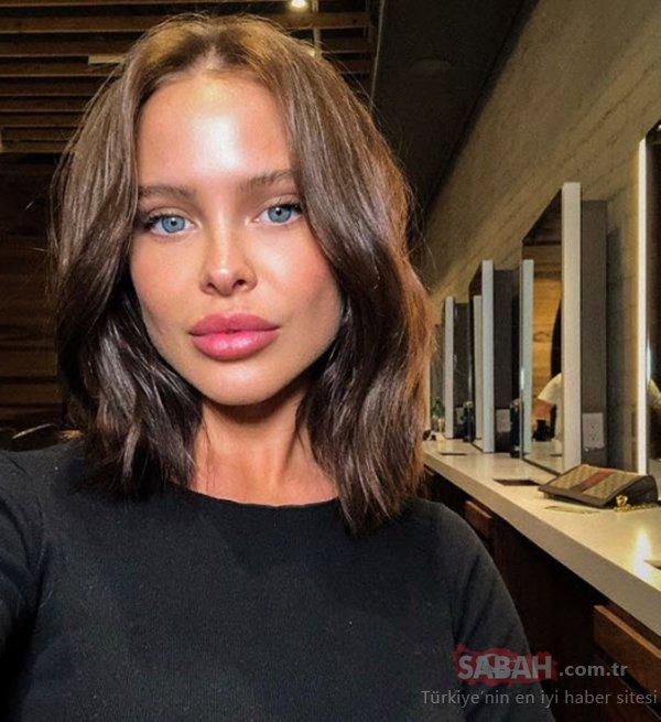 Angelina Jolie'nin ikizi ortaya çıktı! İnanılmaz benzerlik...