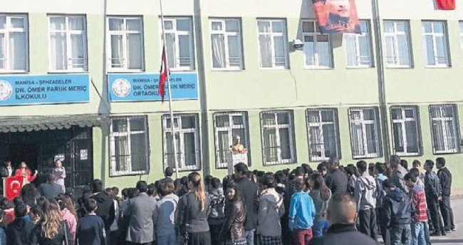 Hayırseverden bir okul daha