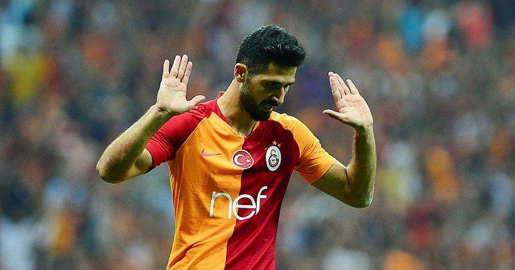 Emre Akbaba, Galatasaray'a transfer sürecini anlattı