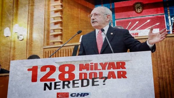 Cumhurbaşkanlığı İletişim Başkanı Fahrettin Altun'dan, CHP'nin
