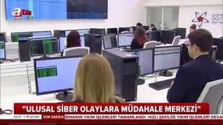 Son dakika... Türkiye'nin siber saldırılara müdahale merkezi USOM açılıyor   Video